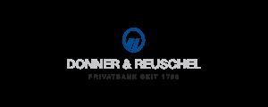 Donner Reuschel Bank logo