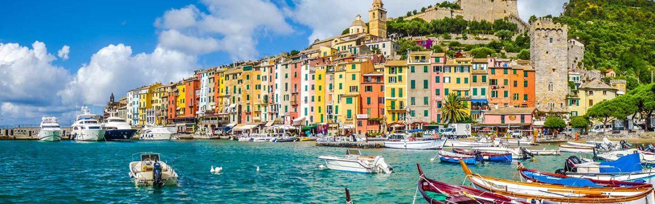 Le cinque terre e La Spezia in una crociera Costa